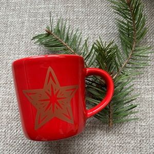 Mini Starbucks Star Mug